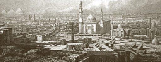 O Cairo na época em que Eça o conheceu