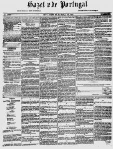 gazeta de portugal