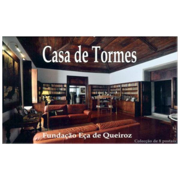 Conjunto Postais Casa de Tormes