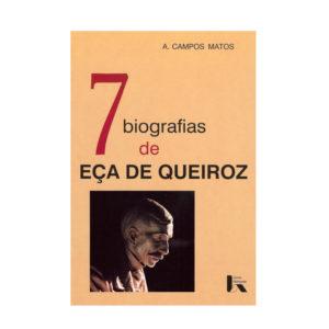 7 Biografias de Eça de Queiroz