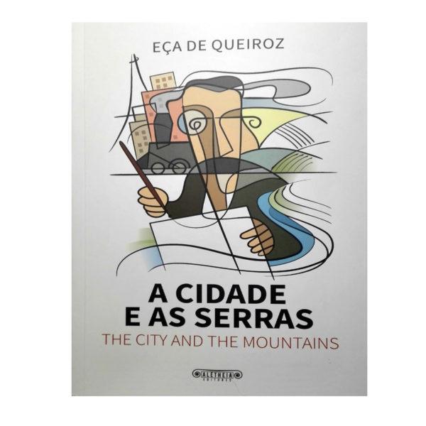 A Cidade e as Serras bilingue